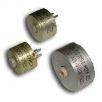 Переменные регулировочные и подстроечные резисторы